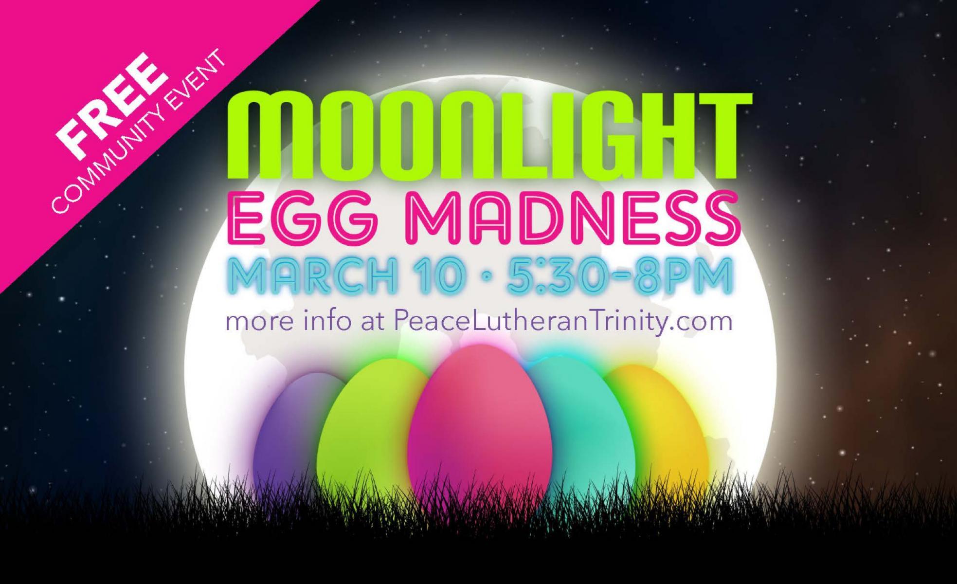 Moonlight Egg Madness