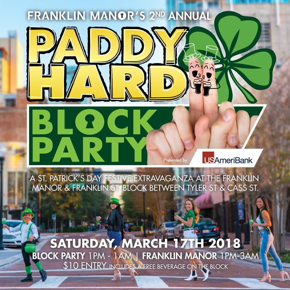 Paddy Hard: St. Patrick's Day BLOCK PARTY