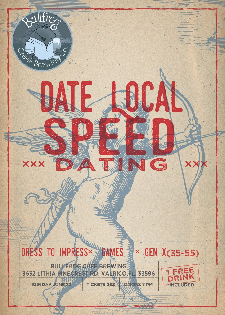 Speed Dating Lakeland FL