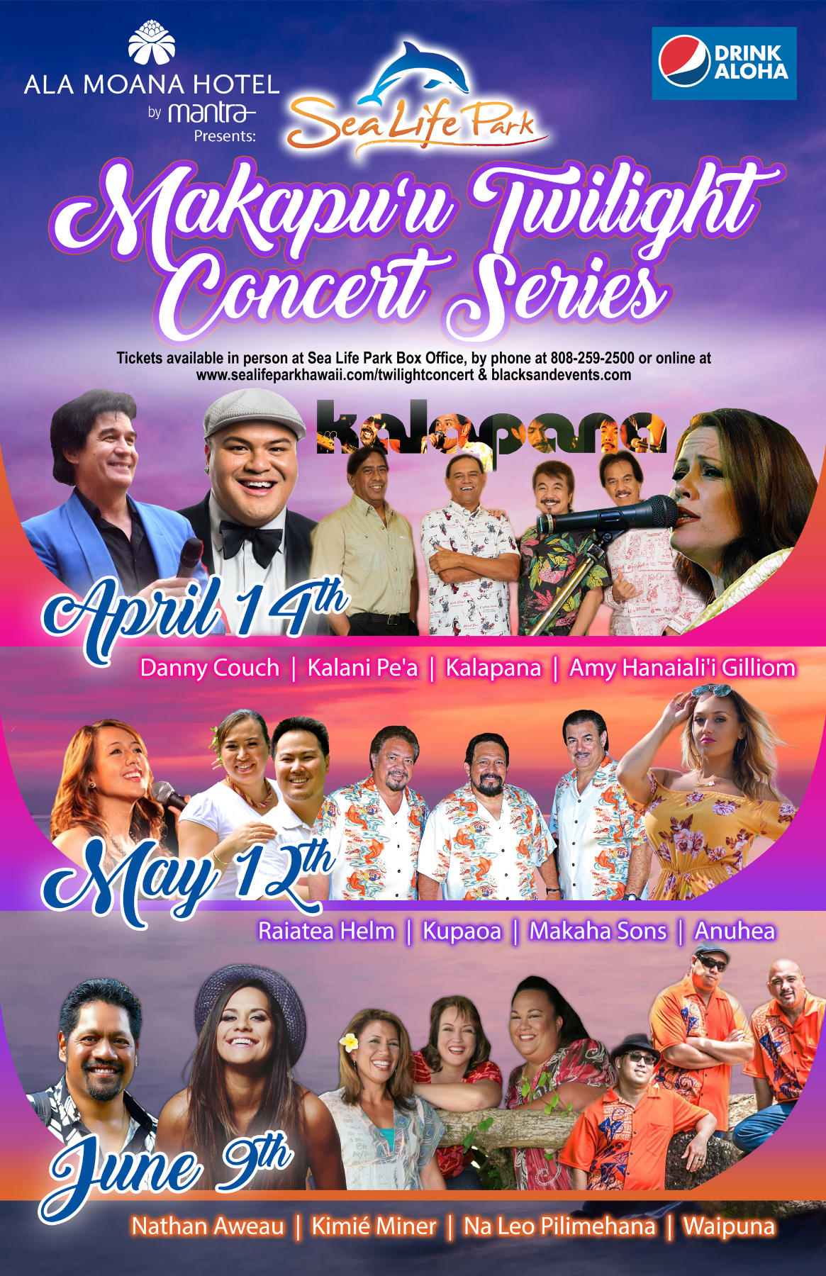 Makapuʻu Twilight Concert Series