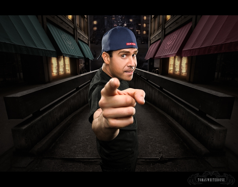 Pablo Francisco Headlines the Brea Improv