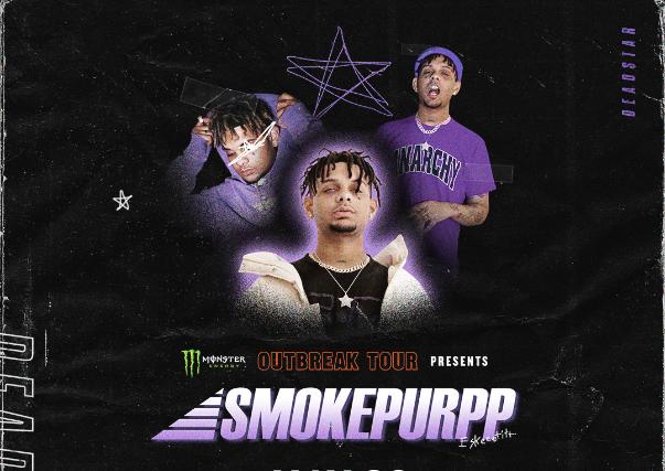 Monster Energy Outbreak Presents: Smokepurpp