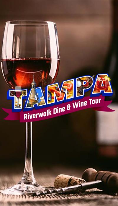 Riverwalk Dine & Wine Tour