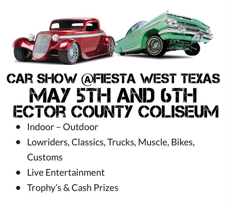 ExoticSuspension Car Show @Fiesta West Texas, Dallas TX