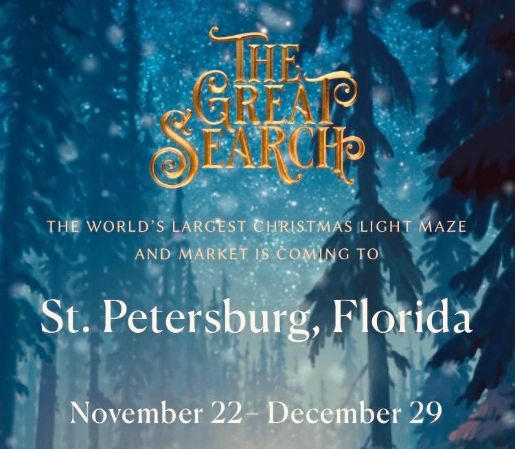 The Enchant Christmas Market!, Tampa FL - Dec 25, 2019 - 4 ...