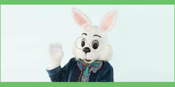 Easter Bunny Photos at The Florida Mall