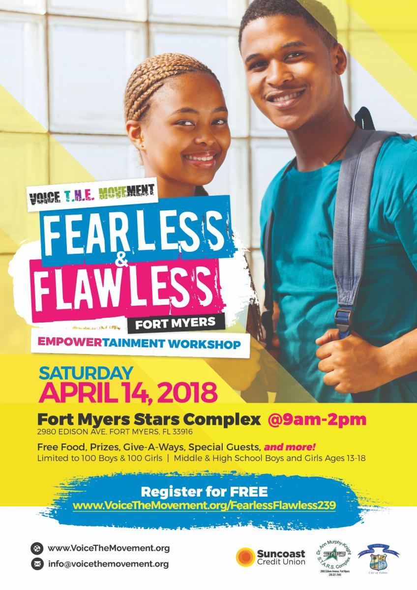 Fearless & Flawless Teen Empowerment Workshop