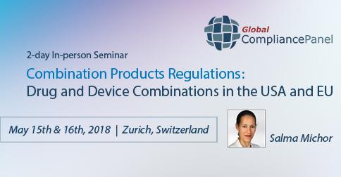 Combination Products Regulations Course | USA & EU Seminar