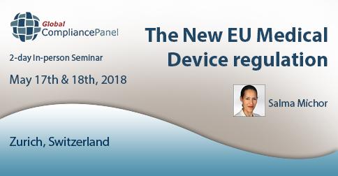 New EU Medical Device Regulation | Updated Regulation 2018