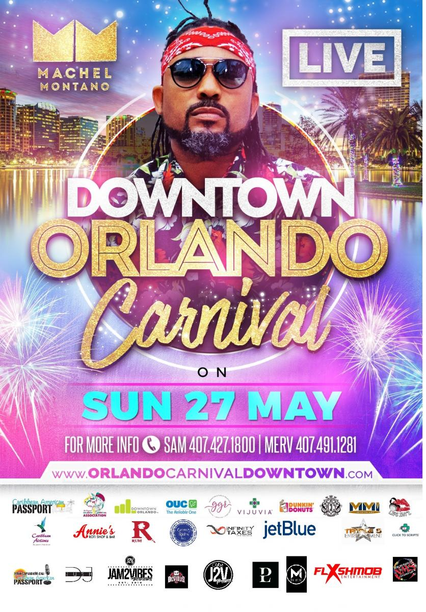 Orlando Carnival Downtown