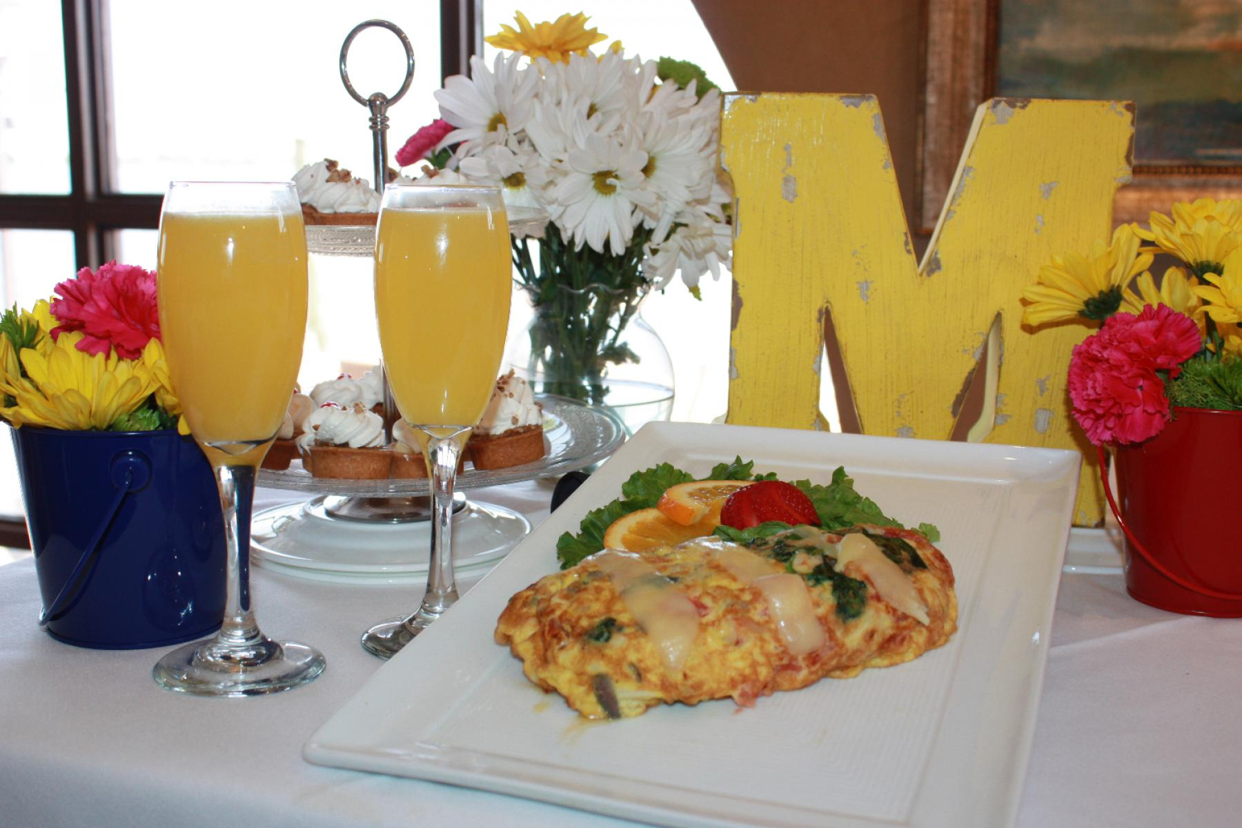 MOTHER'S DAY BRUNCH BUFFET IN DOWNTOWN BRADENTON