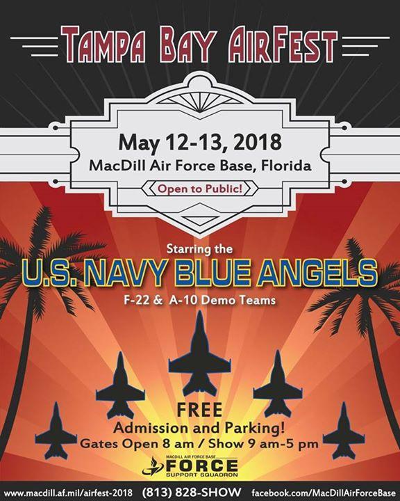 2018 Tampa Bay AirFest at MacDill