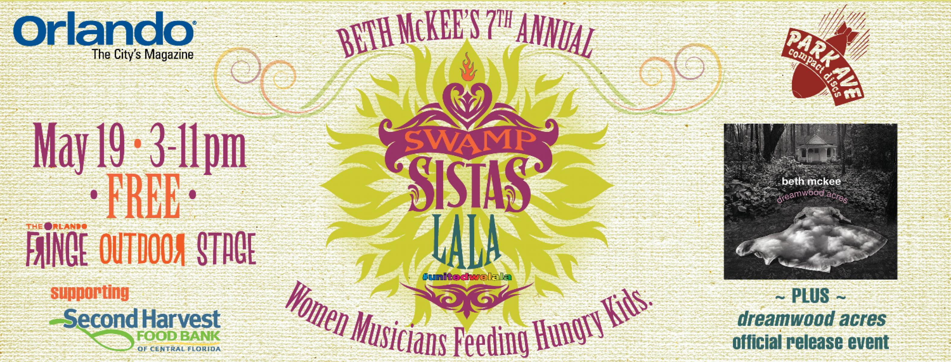 7th Annual Swamp Sistas La La at Orlando Fringe