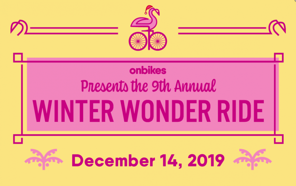 Onbikes Winter Wonder Ride 2019