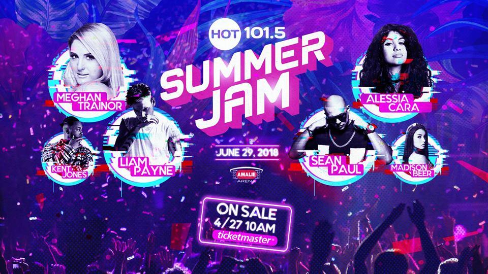 Hot 101.5 Summer Jam