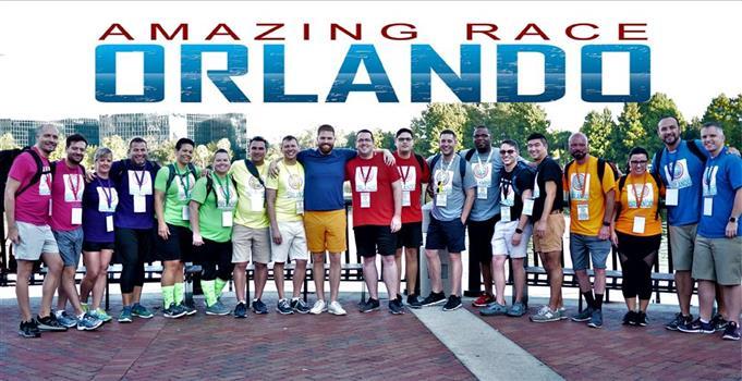 World Premiere of the Amazing Race Orlando, Orlando FL - Jun