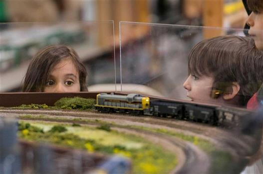 68th Florida Model Train Show and Sale