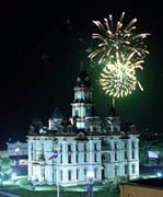 Lockhart Independence Day Firework Extravaganza