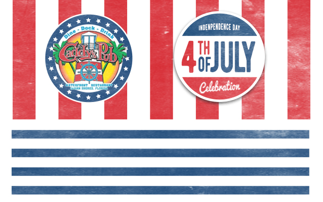 4th of July Party at Caddy's Pub
