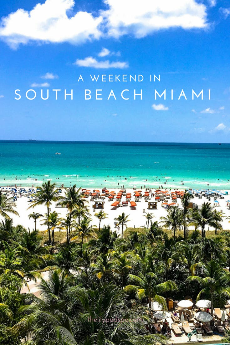 South Beach Miami (Hotel & Party