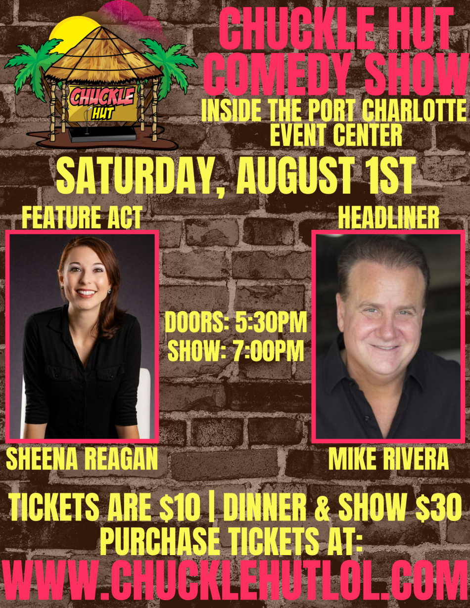 Chuckle Hut Comedy Show - Port Charlotte