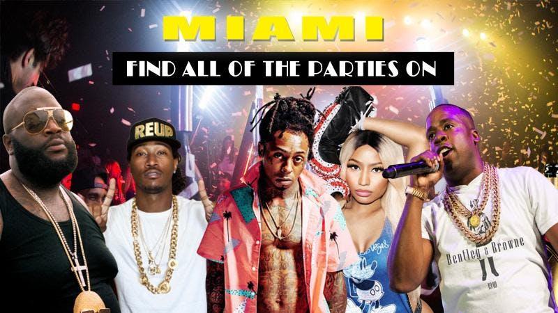 Labor Day Weekend Miami Hip Hop Parties Miami Fl Aug 30 2018 3