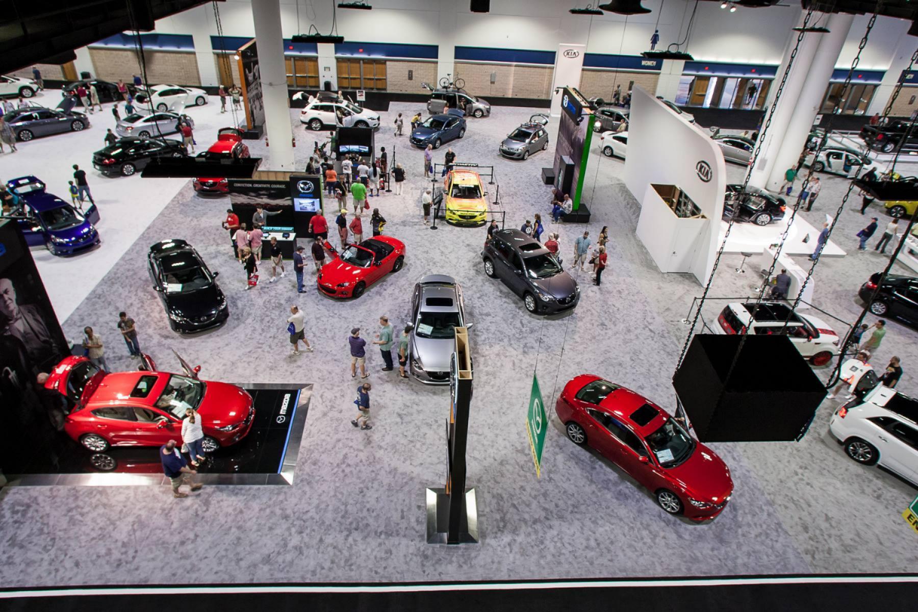 Tampa Bay International Auto Show Tampa FL Nov - Lakeland car show 2018