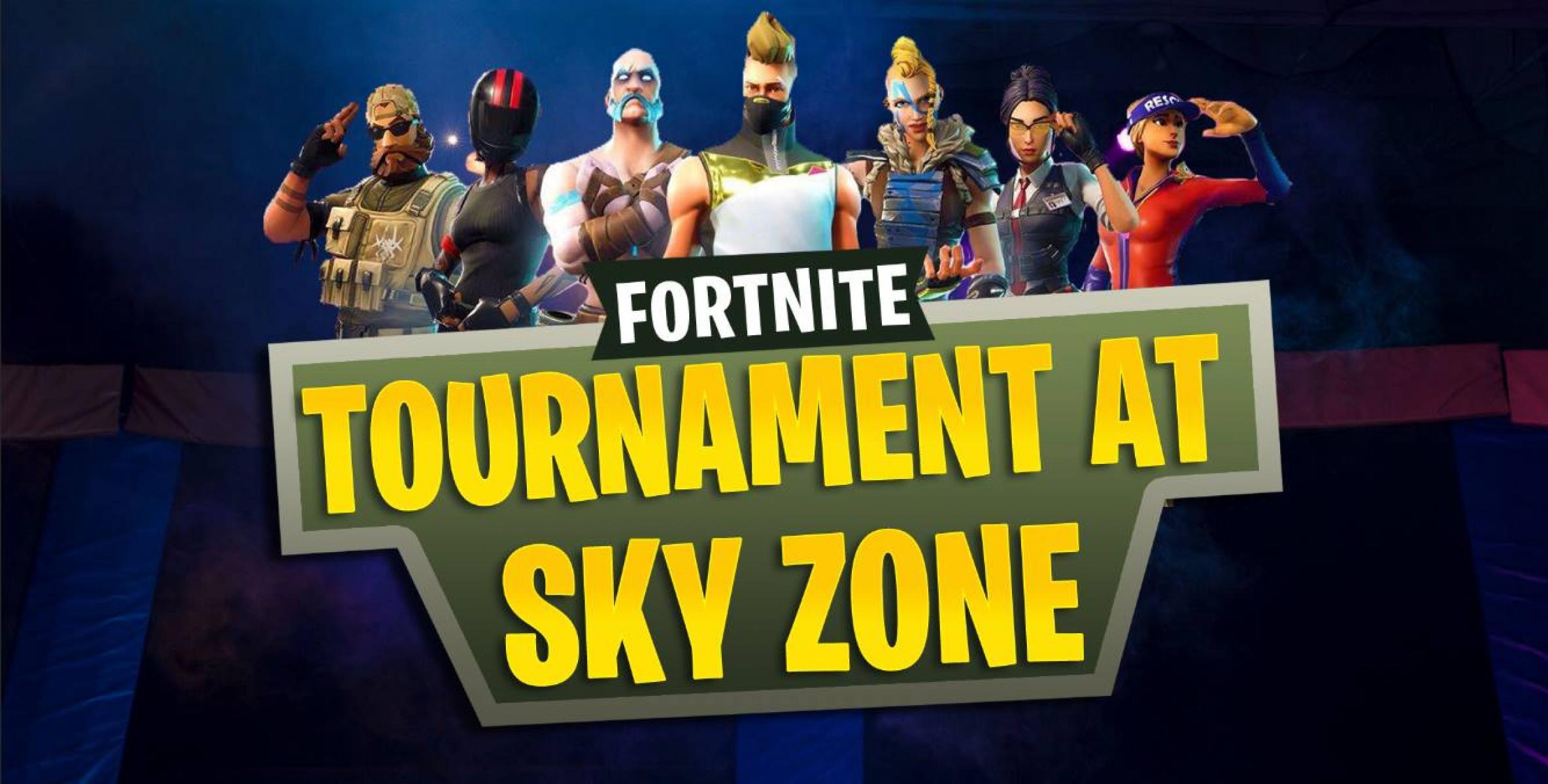 FortNite Tournament at SkyZone, Tampa FL - Sep 28, 2018 - 6