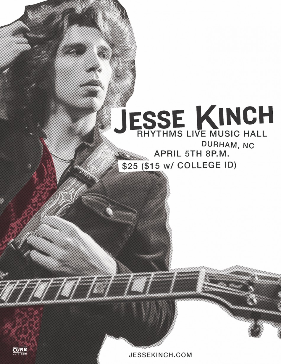 ABC's Rising Star Winner Jesse Kinch Live in Concert