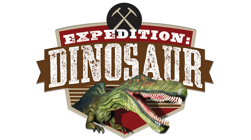 Expedition: Dinosaur at Graceland Exhibition Center