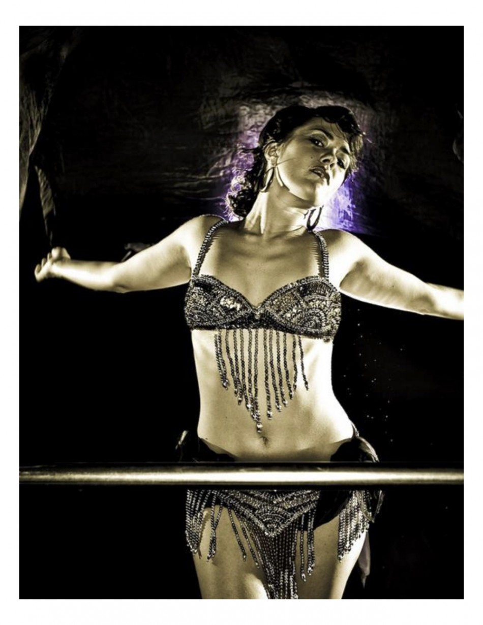 Sizzling Summer Bellydance Series with Megan!