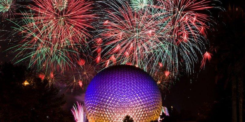 New Year's Eve at EPCOT, Orlando FL - Dec 31, 2018 - 5:00 PM