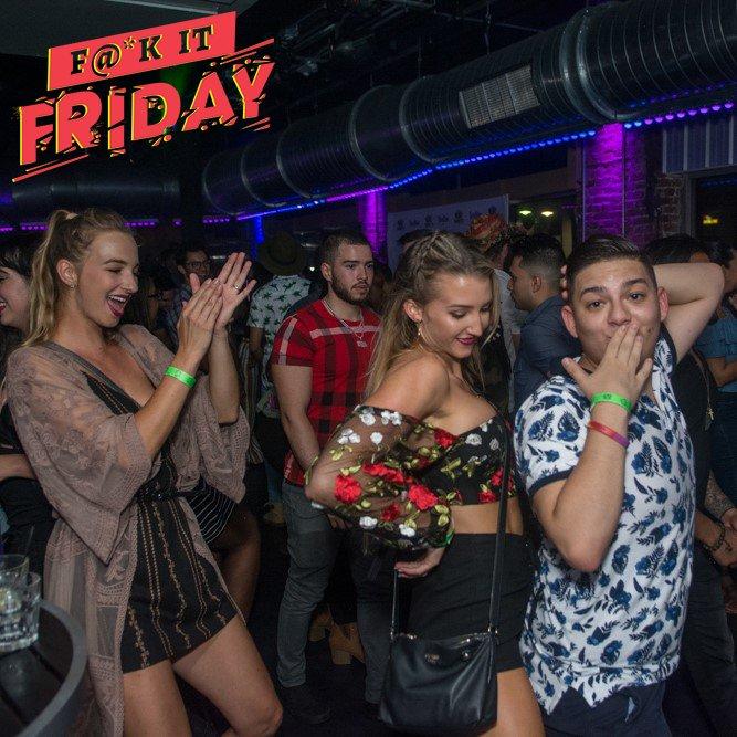 F@*K It Fridays at SHOTS Orlando