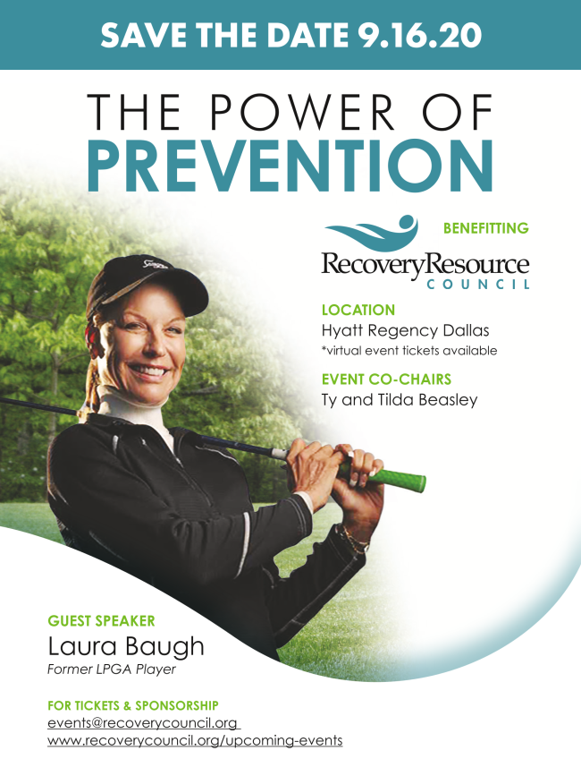 The Power of Prevention featuring Laura Baugh