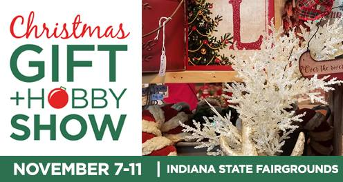 christmas gift hobby show indianapolis in nov 7 2018 1000 am - 7 11 Open On Christmas