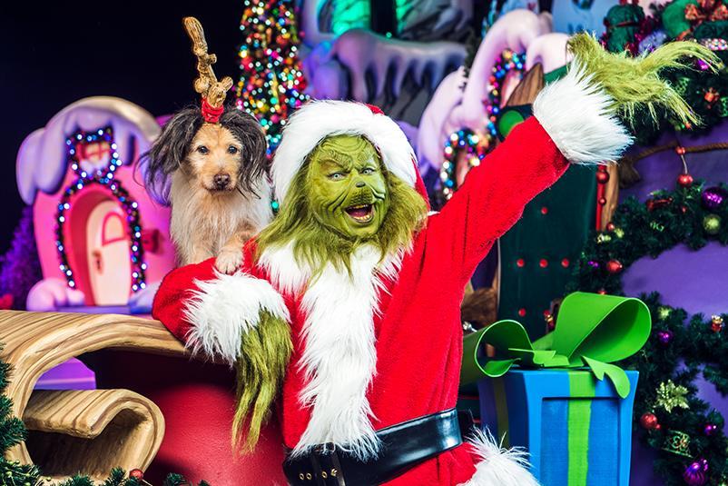 Christmas At Universal Studios Orlando.Holidays At Universal Orlando Orlando Fl Dec 23 2018