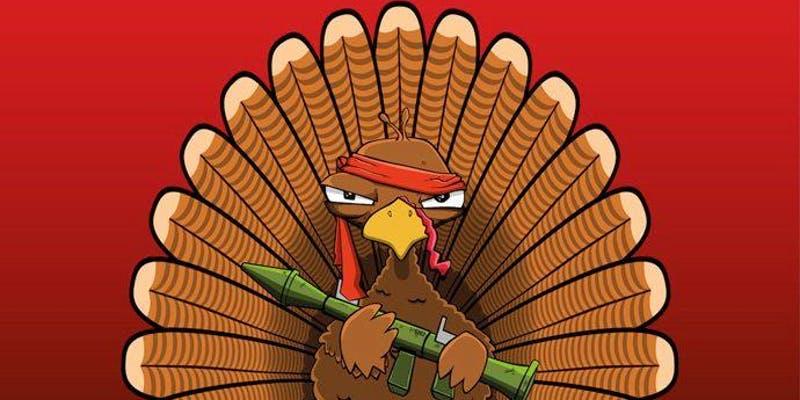 Thanksgiving Bash Feat Requiem Rust San Antonio Tx Nov