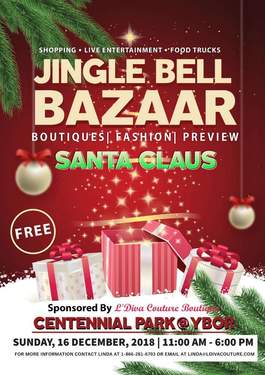 Jingle Bell Bazaar @ Ybor