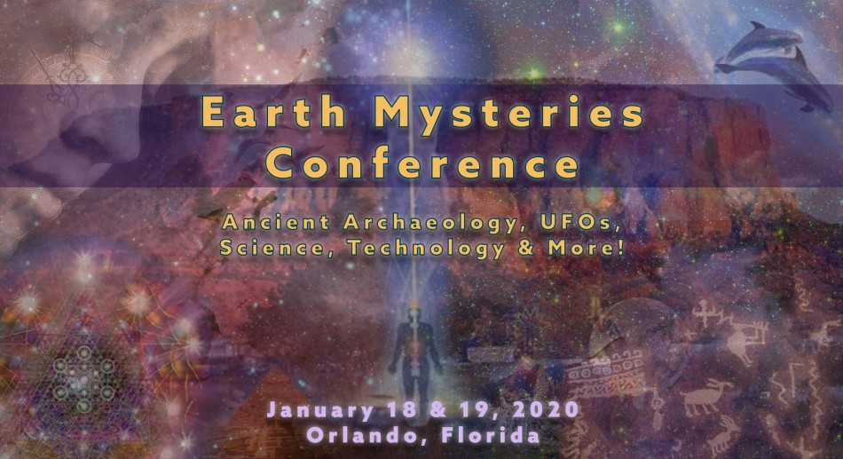 Earth Mysteries Conference - attend 1 day or both!