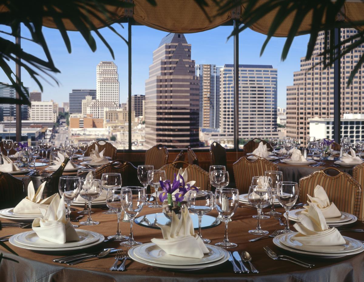 Thanksgiving Brunch Overlooking Downtown Austin, Austin TX ...