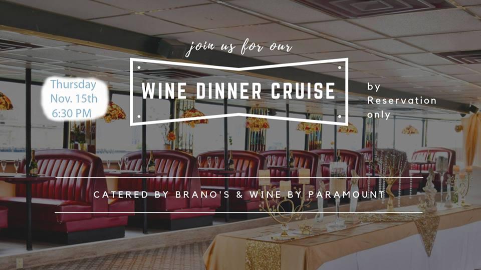 Sunset Wine And Dinner Cruise Brevard County Fl Nov 15