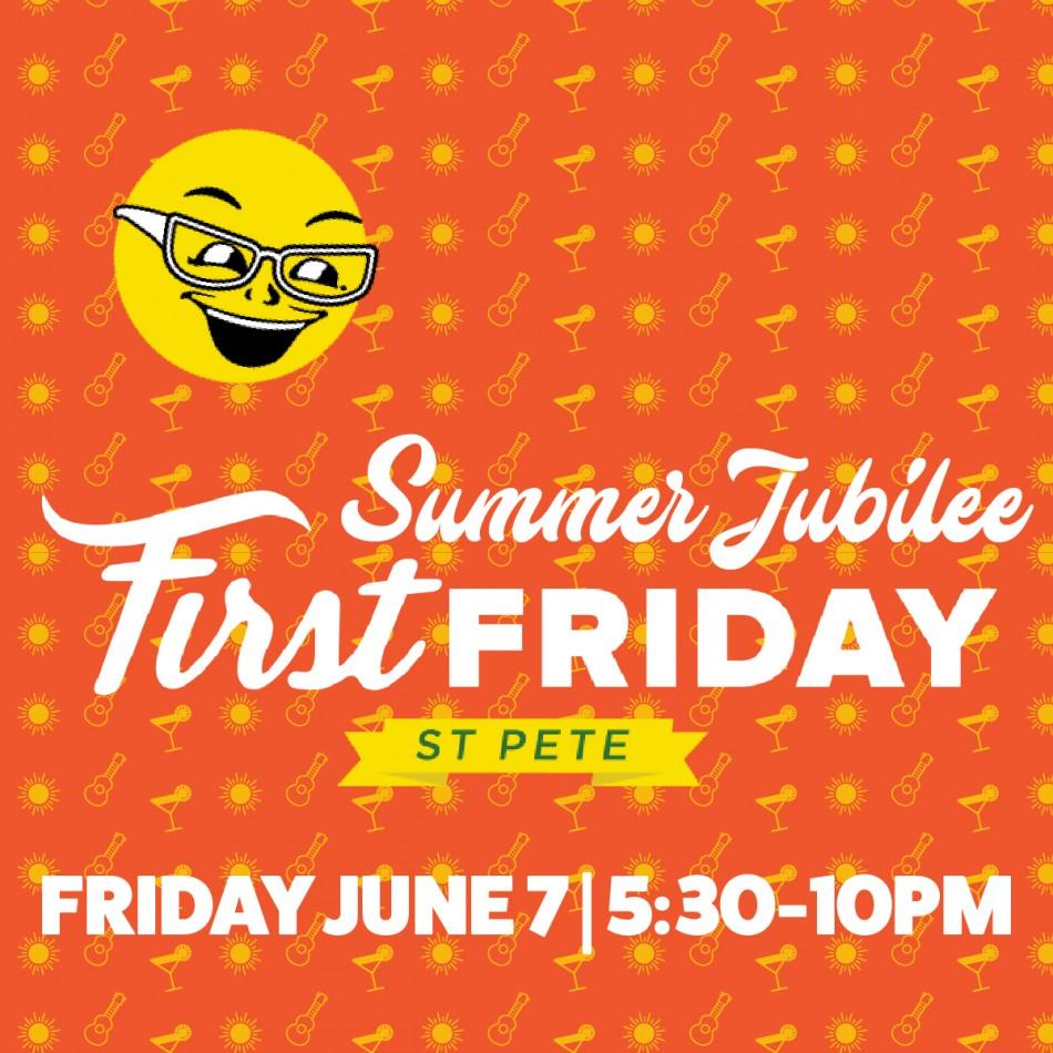 June First Friday   Summer Jubilee