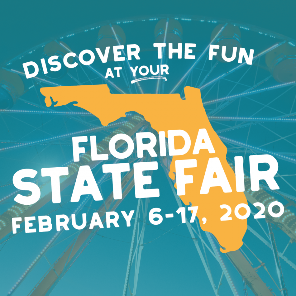 2020 Florida State Fair!