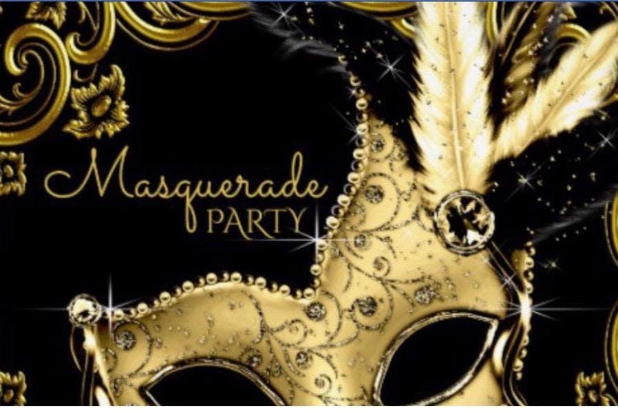 New Years Eve Masquerade Party, Virginia Beach VA - Dec 31 ...