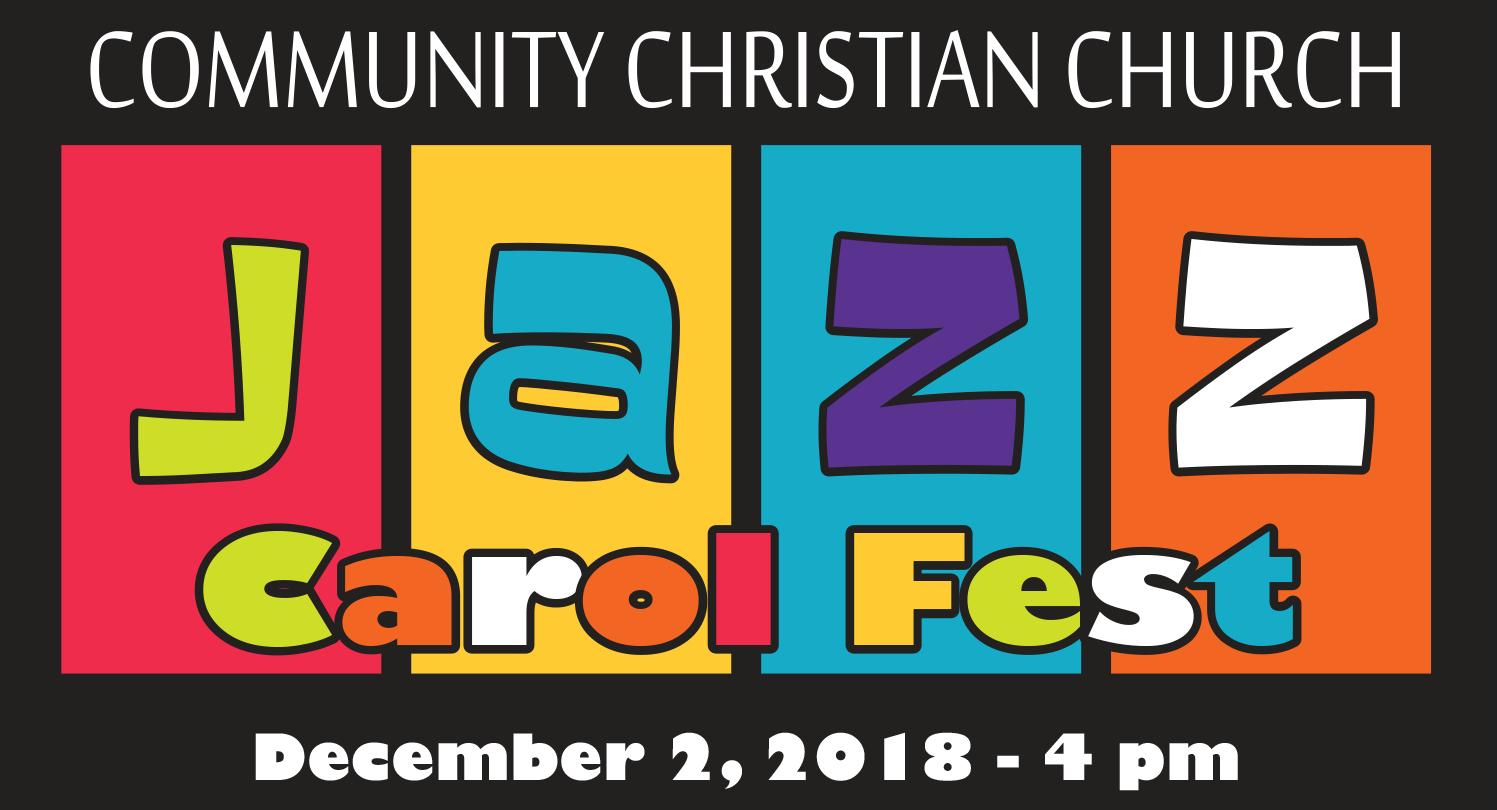 Jazz Carol Fest 2018 Kansas City Mo Dec 2 2018 5 00 Pm
