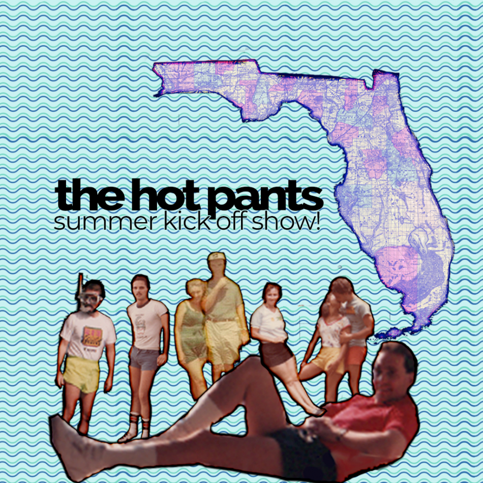 Hot Pants Summer Kick Off Show | Mustard Service w/ Speak Easy and Physical Plant