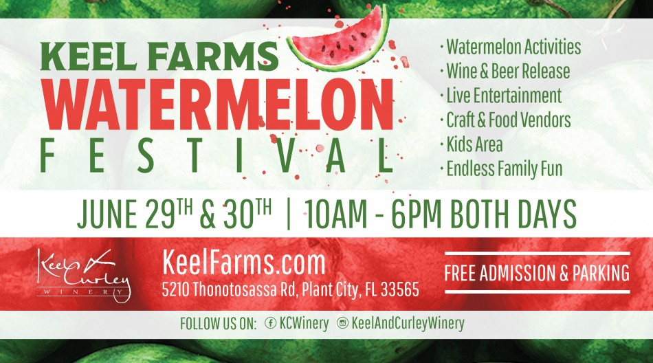 Keel Farms Watermelon Festival