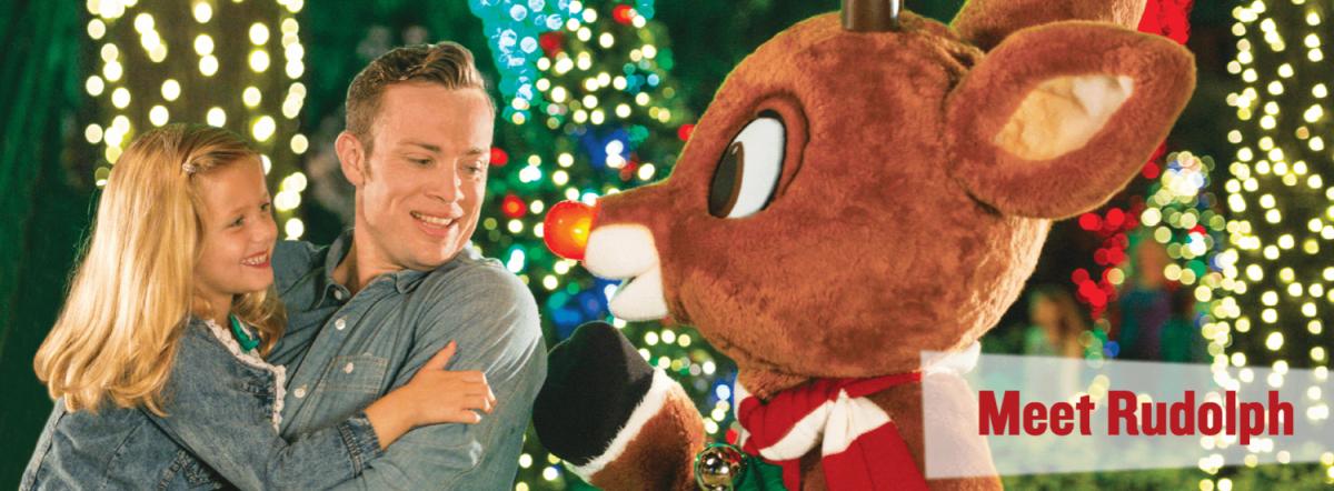 Busch Gardens Christmas Town Tampa.Christmas Town At Busch Gardens Tampa Fl Dec 1 2018 1