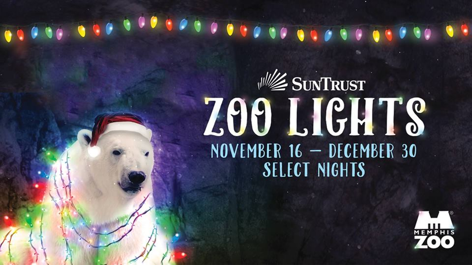 2018 Suntrust Zoo Lights Memphis Tn Dec 27 2018 5 30 Pm