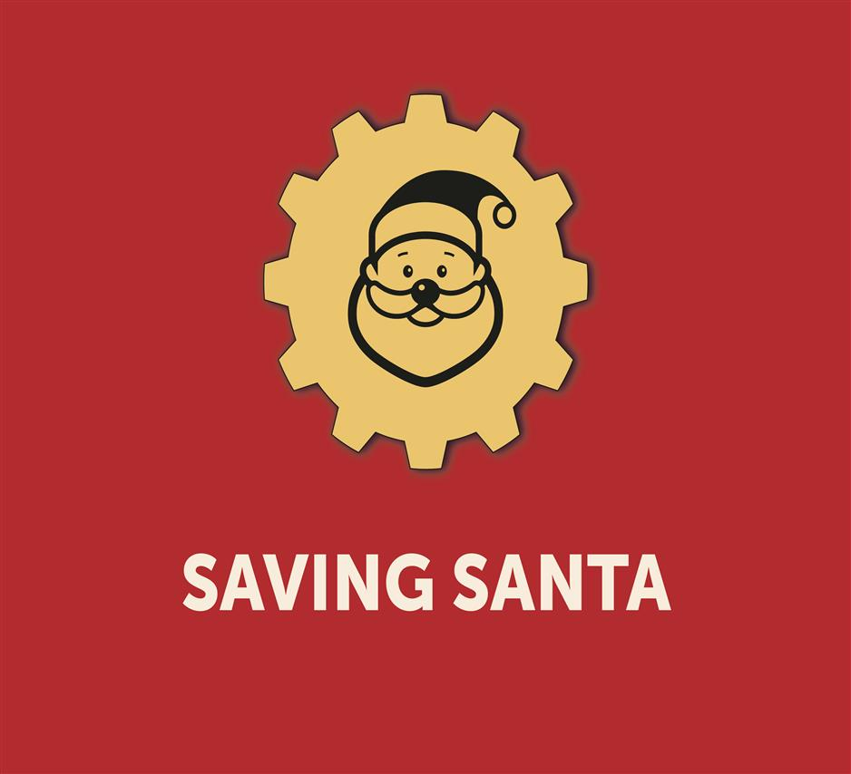 Saving Santa at Escapology